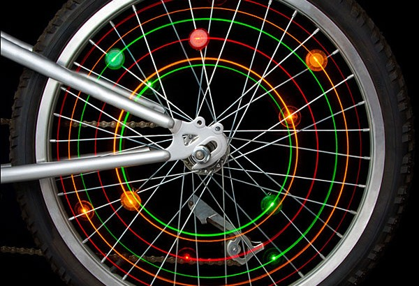 Bike Spokes Lights