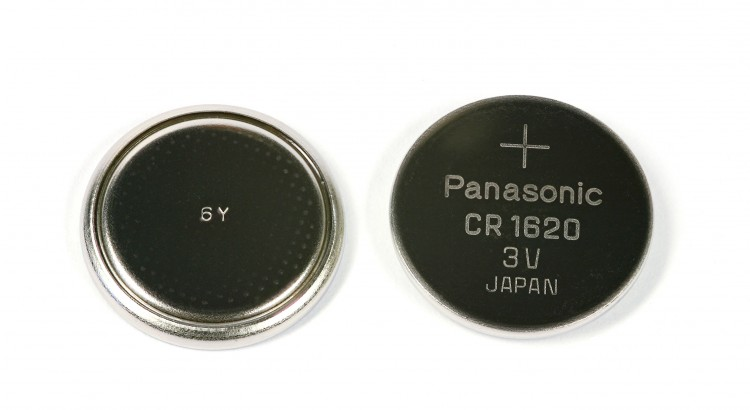 Coin Cell Batteries: CR1620