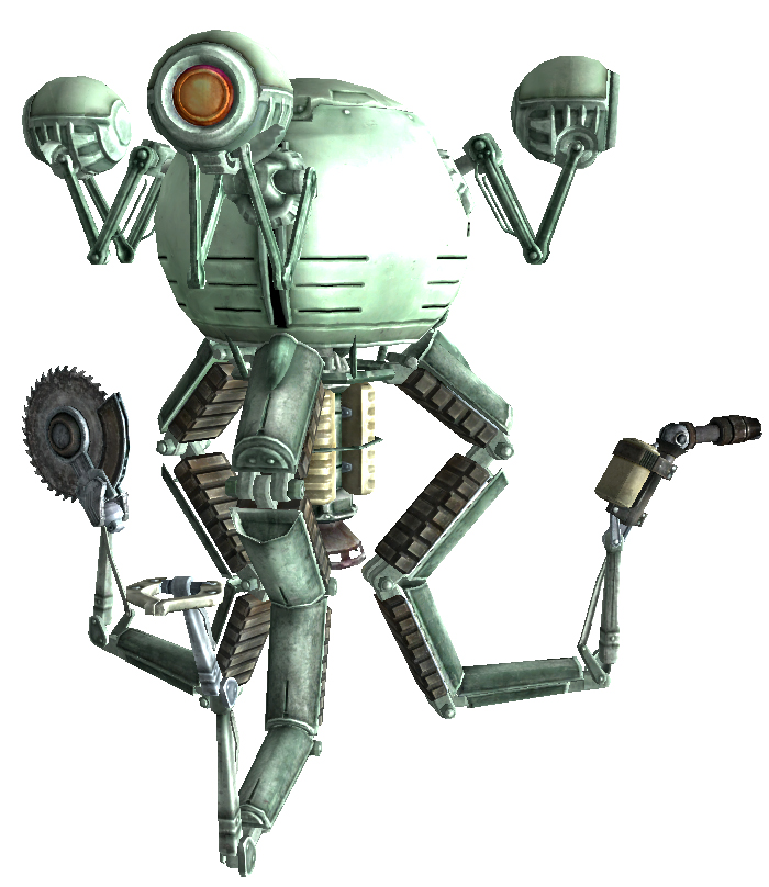 Fallout 3 Mr. Handy