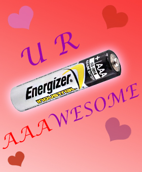 VALENTINE-AAAWESOME