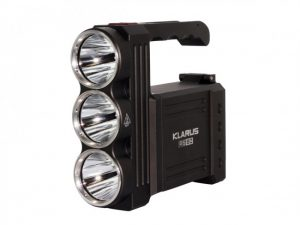 Klarus three headed flashlight
